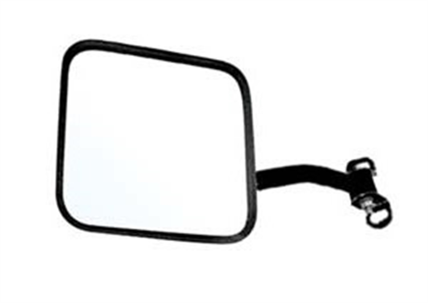 CIPA Mirrors 44701 OE Replacement Mirror Fits 76-95 CJ5