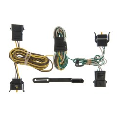 Trailer Connector Frog Internal Anatomy Diagram Labeled Fits 4 Way Hitch Wiring Light Kit Plug N Play T