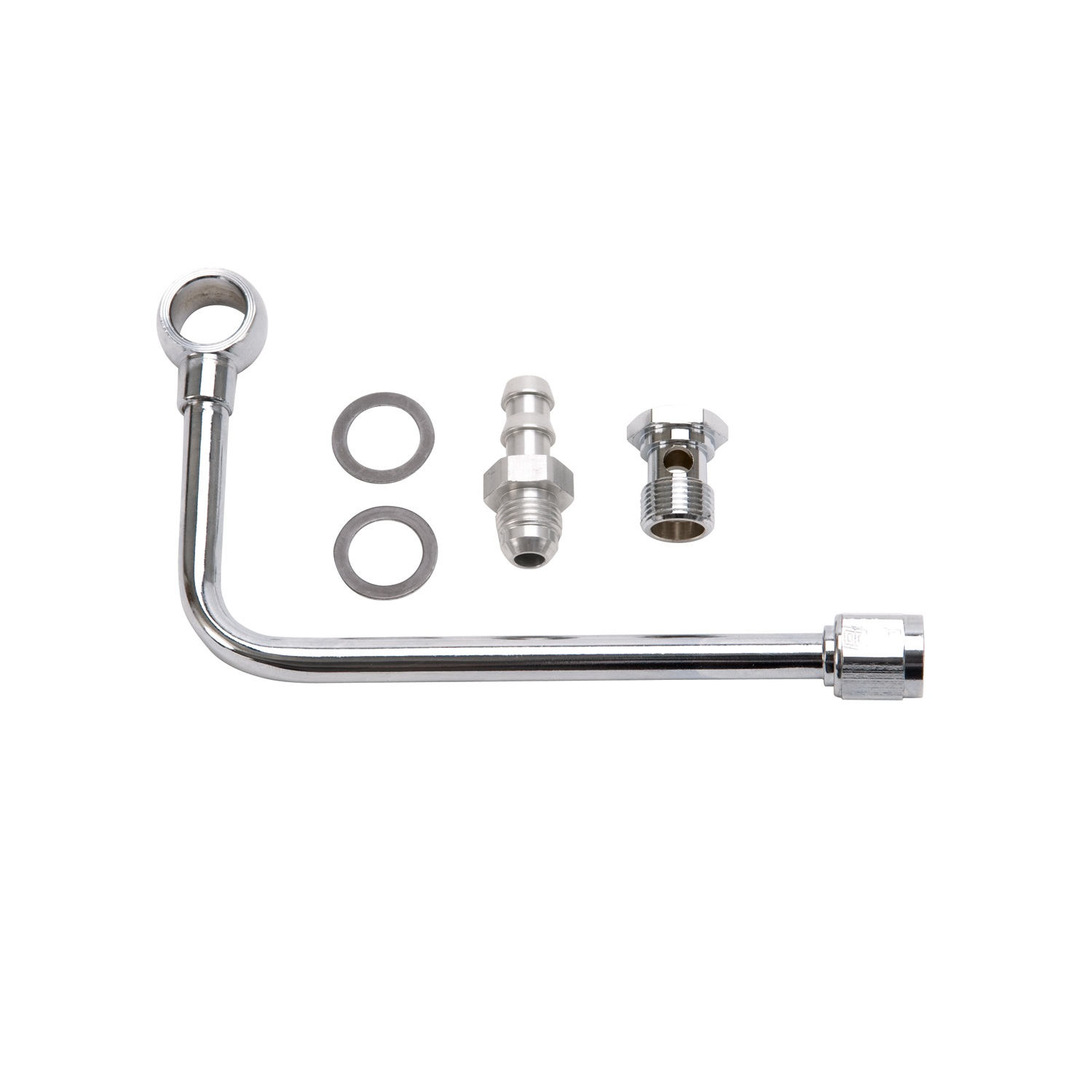 Edelbrock Single Feed Fuel Line Kit