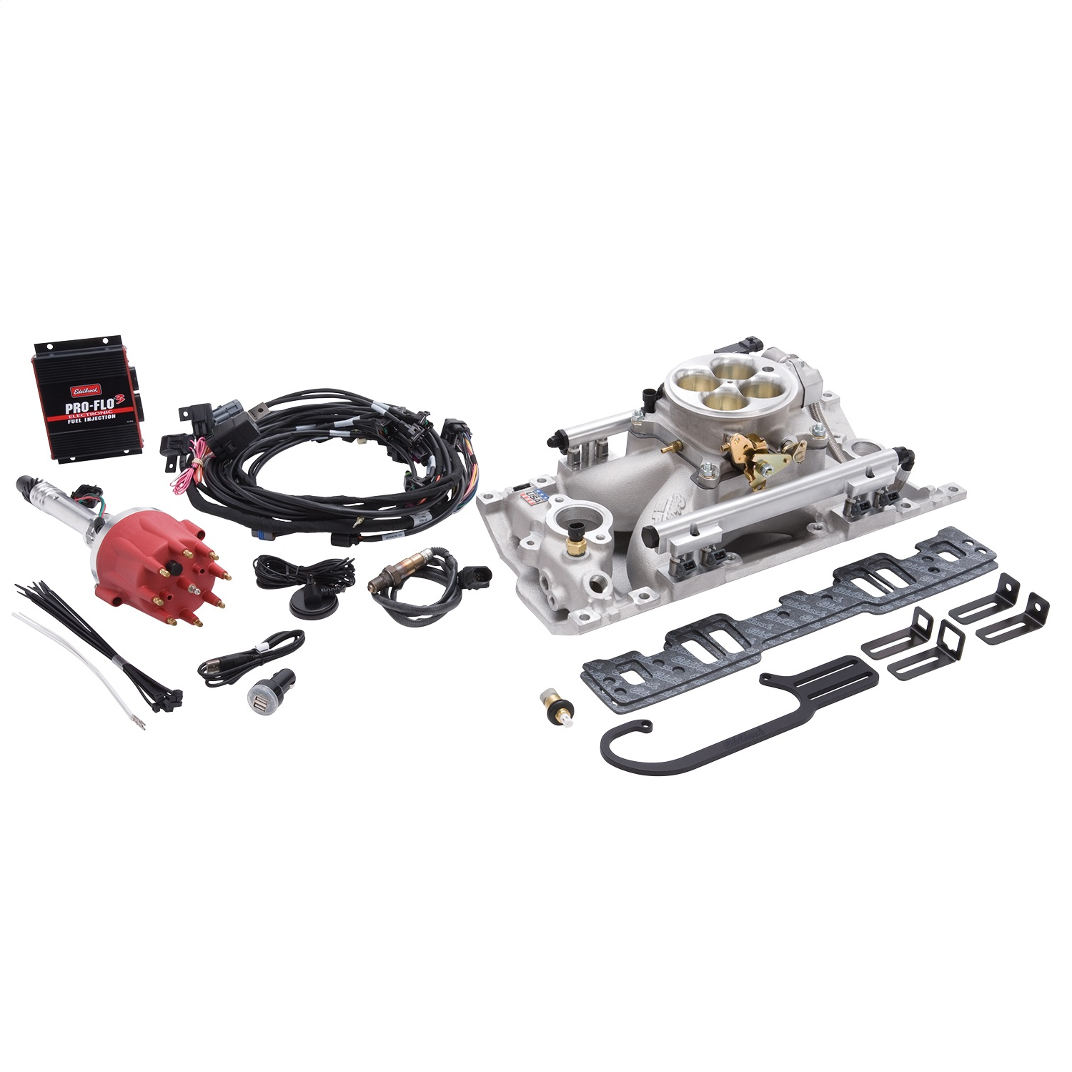 Edelbrock Pro Flo 3 Multi Point Efi System