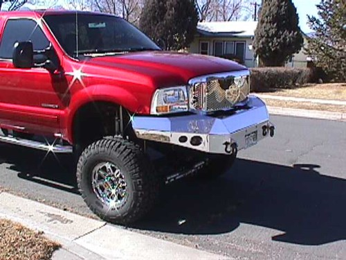 small resolution of ford f 350 aftermarket bumper