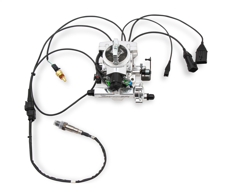 Holley EFI 550-858K Sniper EFI Self-Tuning Master Kit Fits