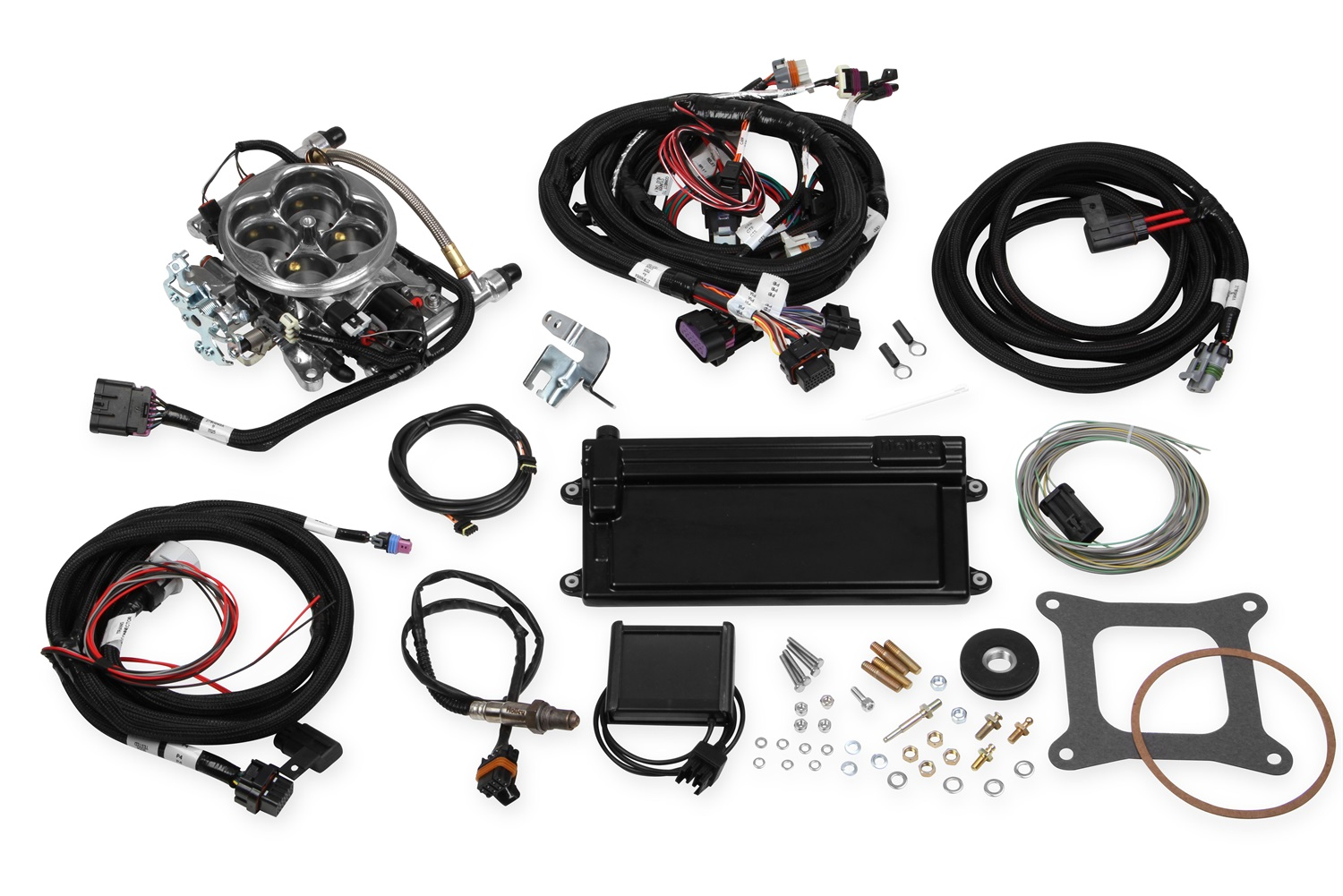 Holley Performance 550 421 Terminator Ls Tbi Kit