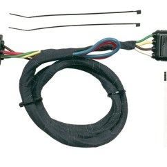 Trailer Connector Wiring Nz Diagram Substation Hopkins Towing Solution Wire Ford F 350