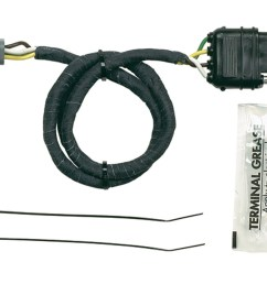 details about hopkins towing solution 40455 plug in simple vehicle to trailer wiring harness [ 1500 x 936 Pixel ]