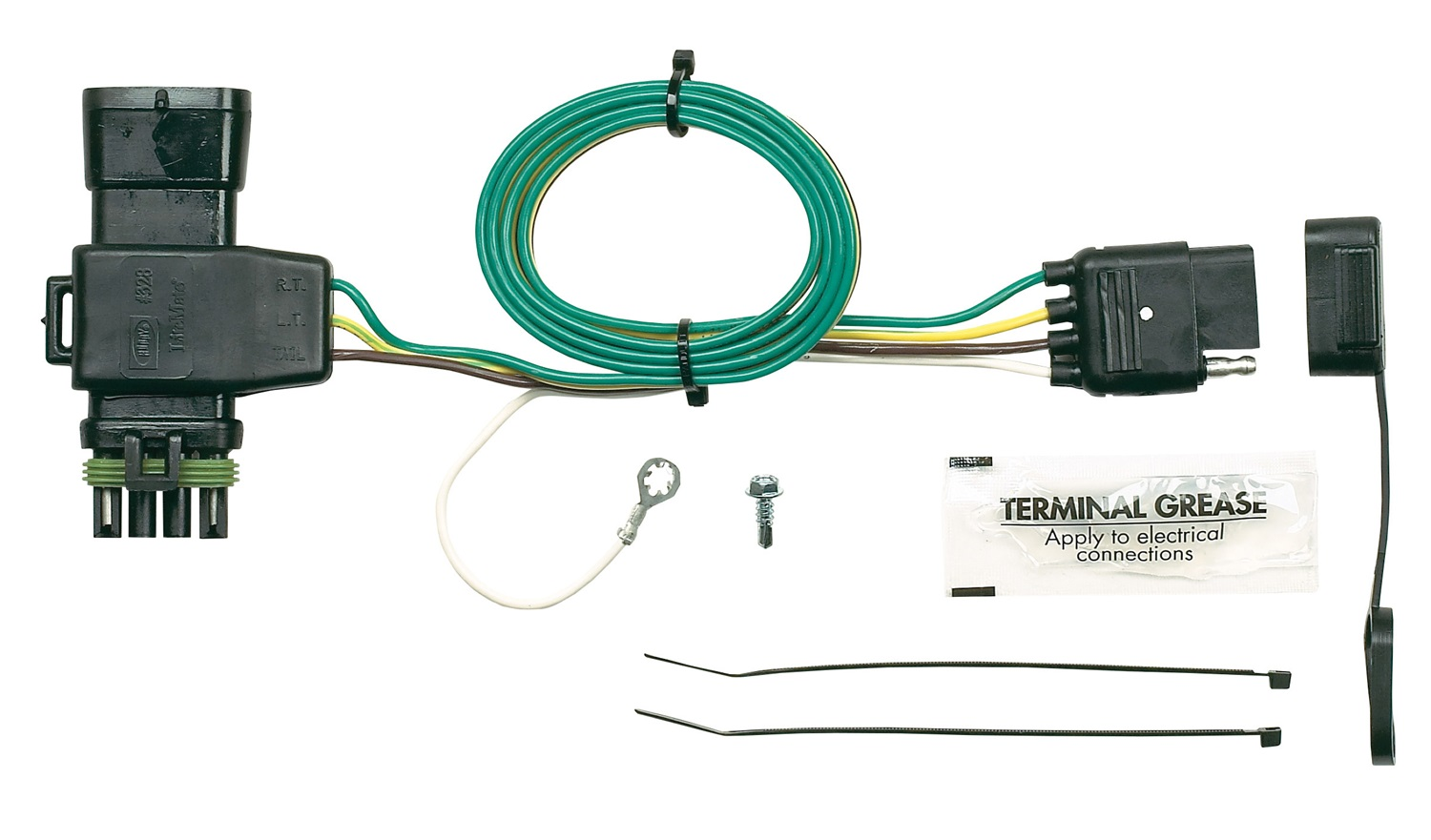 hopkins wiring harnesses towing solutions trailer harness kit bedroom electrical diagram solution 41125 plug in simple vehicle to