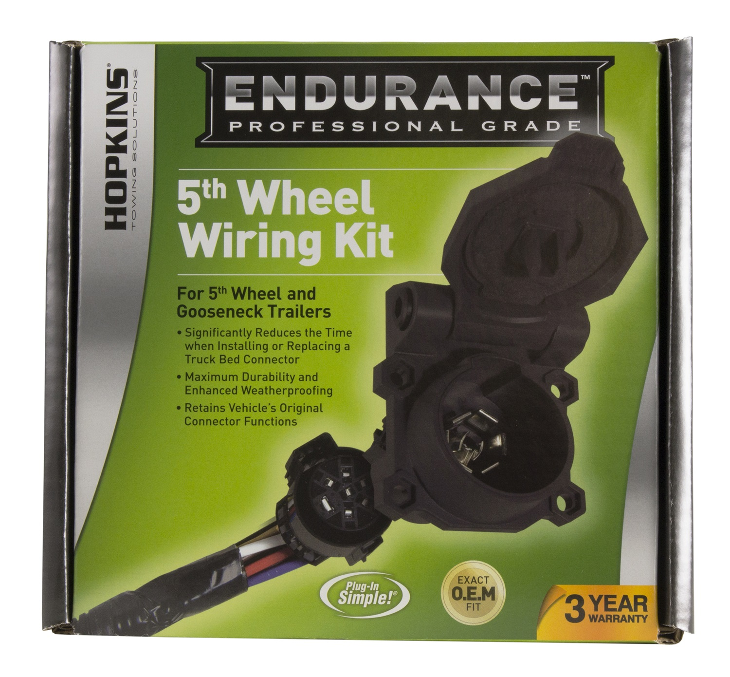 hopkins wiring harnesses towing solutions trailer harness kit jeep tj soundbar diagram solution 41157 wire ebay