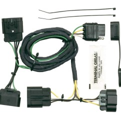 Hopkins Wiring Harnesses Towing Solutions Trailer Harness Kit 0 3 And Ammeter Find Solution 11141175 Wire