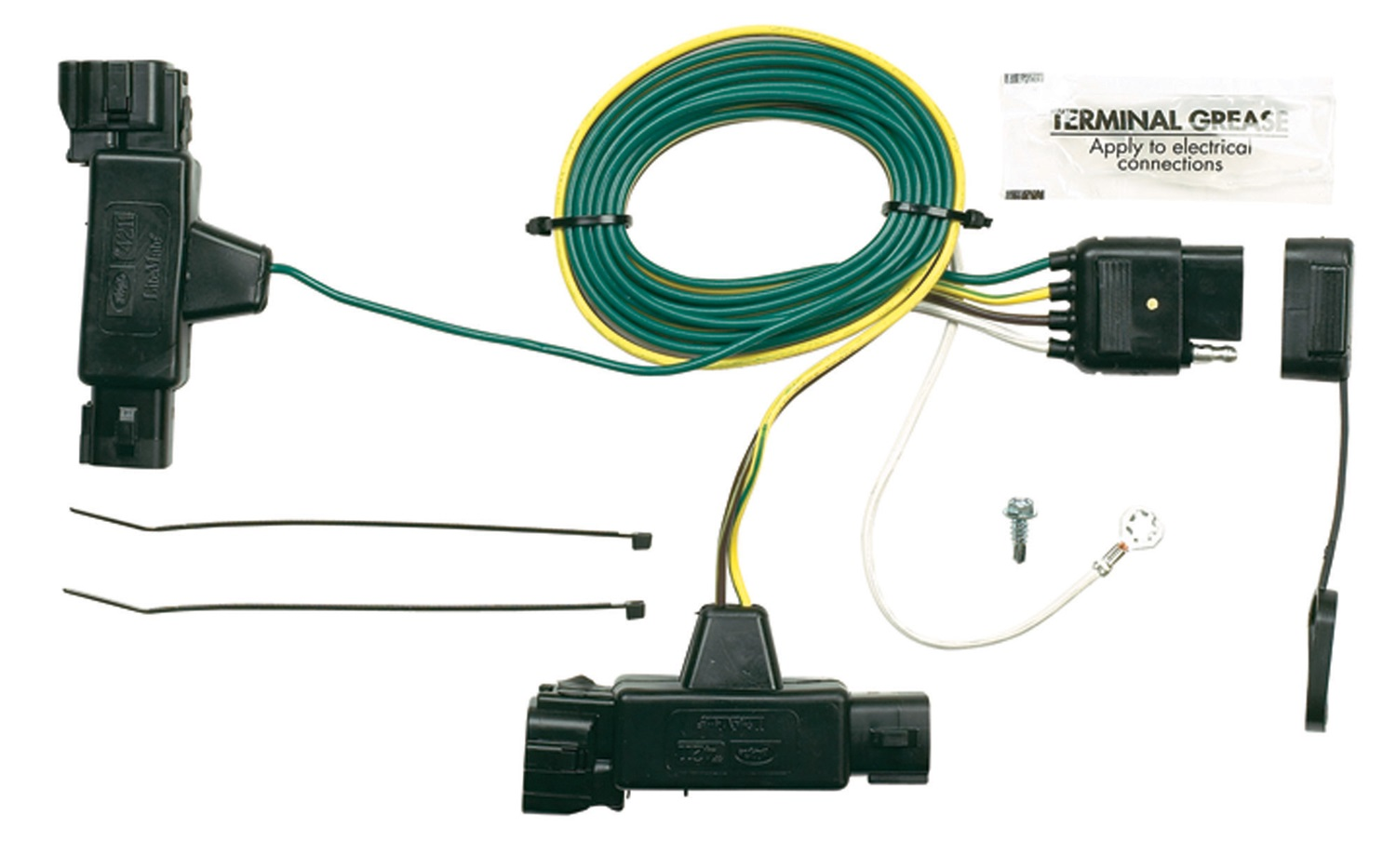 hight resolution of image is loading hopkins towing solution 42115 plug in simple vehicle