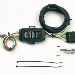 Hopkins Trailer Connector Wiring Diagram Guitar Parts Towing Solution 43105 Plug In Simple Vehicle To