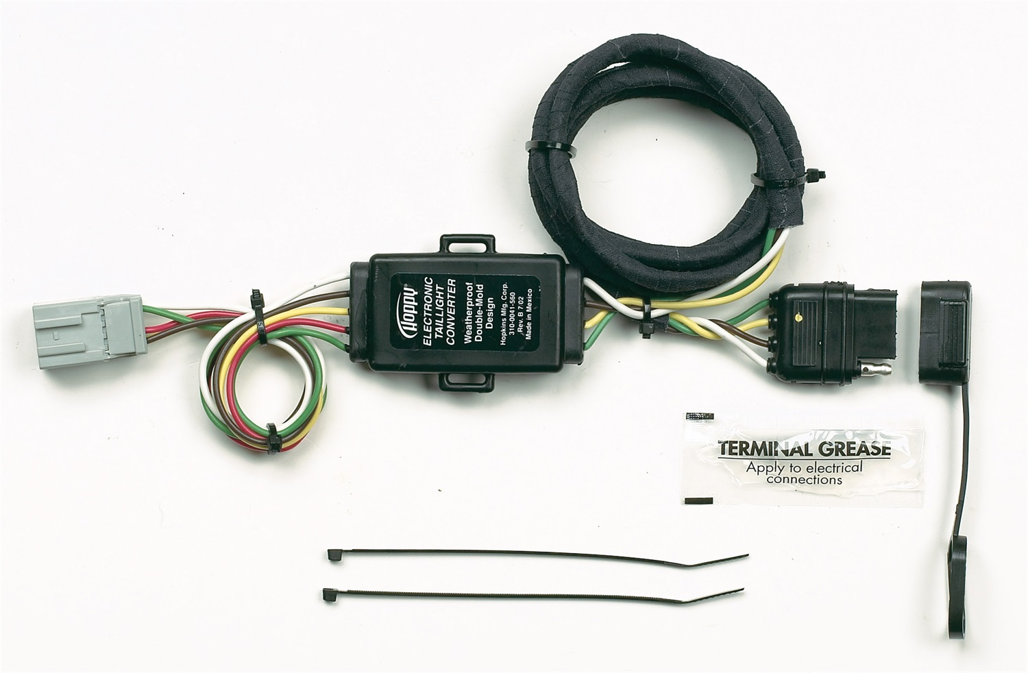 hight resolution of image is loading hopkins towing solution 43105 plug in simple vehicle