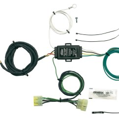 Hopkins Wiring Harnesses Towing Solutions Trailer Harness Kit Harley Davidson Motorcycle Diagram Solution 43315 Plug In Simple Vehicle To