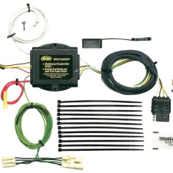Hopkins Wiring Harnesses Towing Solutions Trailer Harness Kit Fujitsu Ten Diagram Toyota Solution 11143445 Wire Ebay