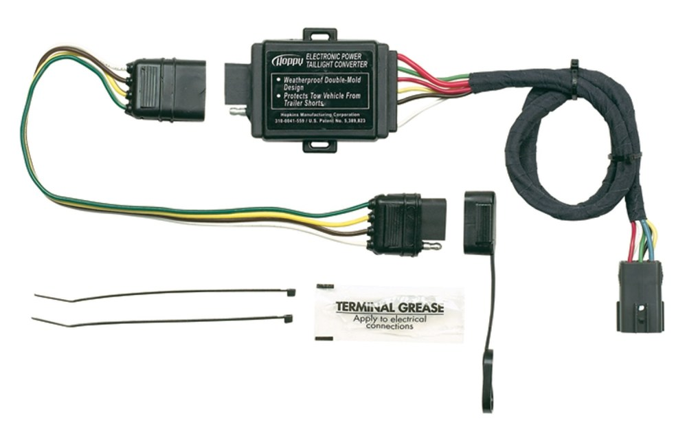 medium resolution of hopkins towing solution 11143875 trailer wire harness landscape trailer wiring harness featherlite trailer wiring harness