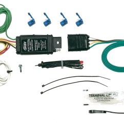 Hopkins Wiring Harnesses Towing Solutions Trailer Harness Kit How Does Email Work Diagram Solution 46155 Vehicle To Taillight