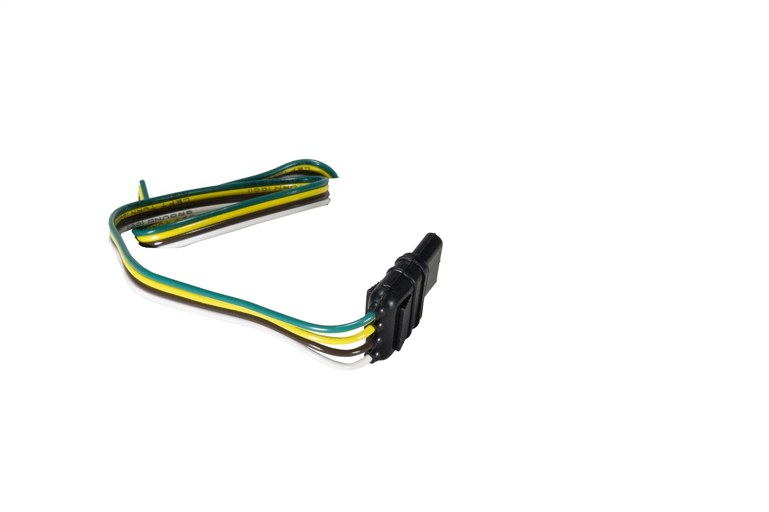 Hopkins Towing Solution 48025 4-Wire Flat Vehicle End