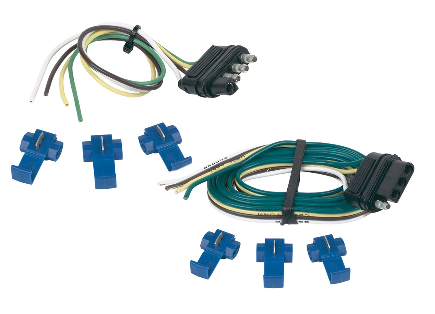 hight resolution of 4 flat trailer connector wiring diagram 7 flat pin connector wiring diagram 9 pin trailer connector