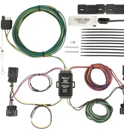 details about hopkins towing solution 56108 plug in simple vehicle to trailer wiring harness [ 1500 x 1259 Pixel ]