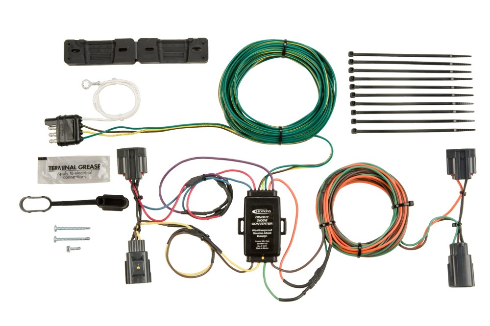 medium resolution of image is loading hopkins towing solution 56200 plug in simple vehicle
