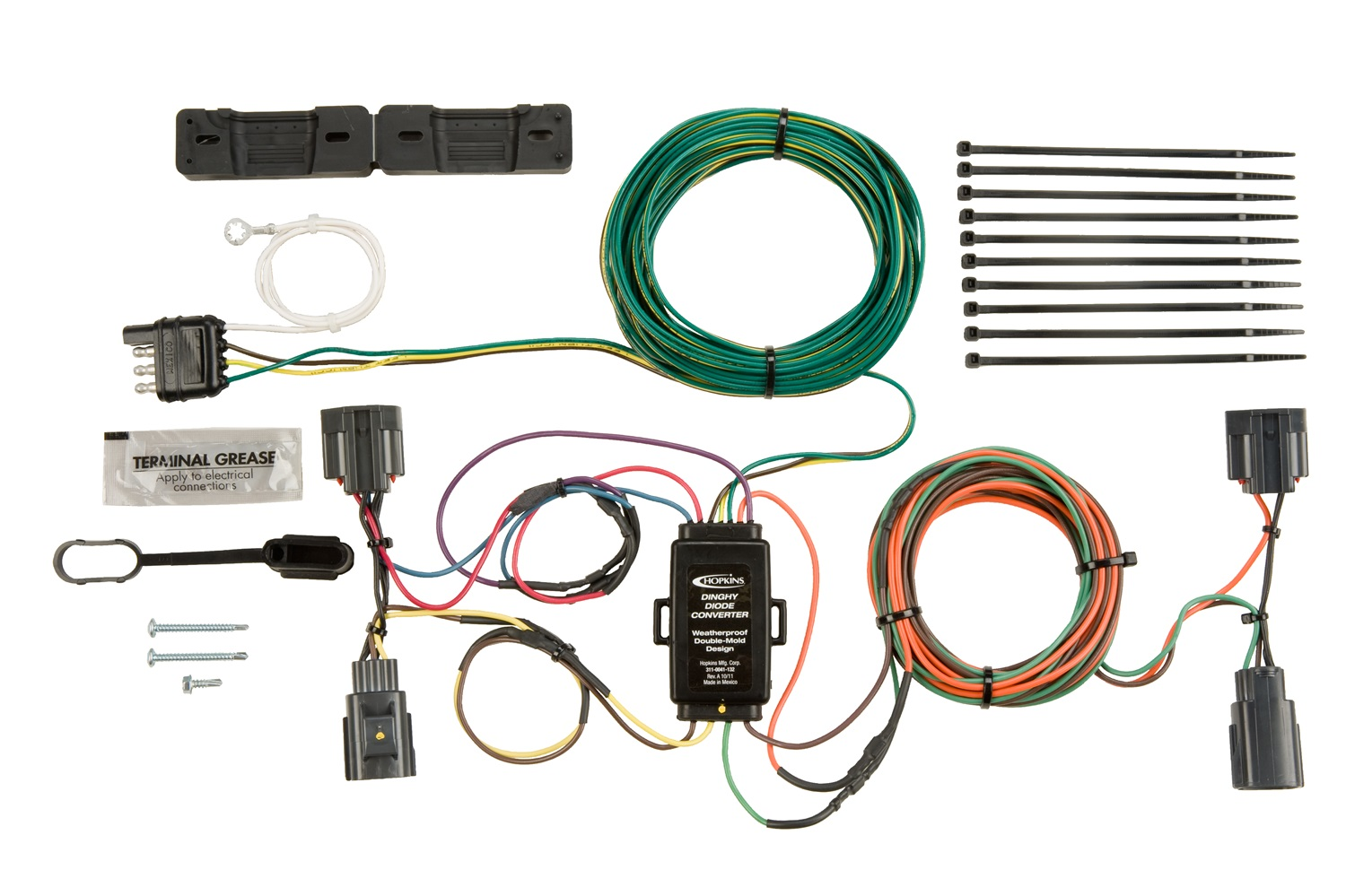 hight resolution of image is loading hopkins towing solution 56200 plug in simple vehicle