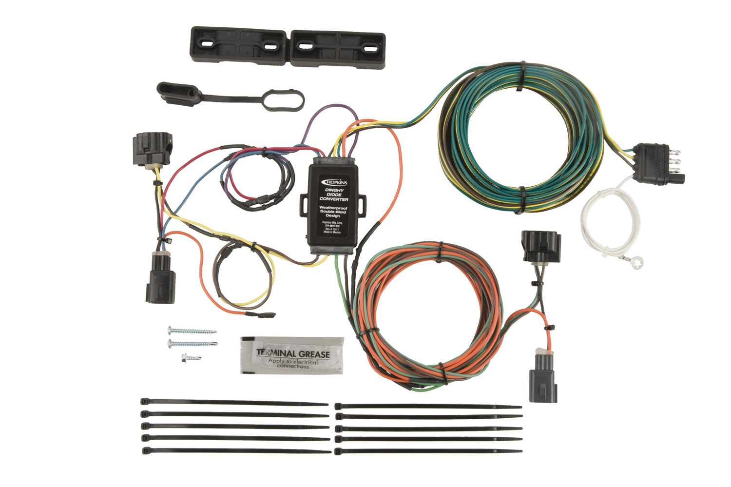 hight resolution of details about hopkins towing solution 56202 plug in simple vehicle to trailer wiring harness