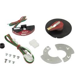 details about mallory 61002m e spark ignition conversion kit [ 1500 x 1500 Pixel ]