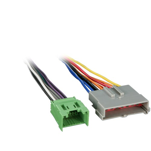 small resolution of metra 70 5600 turbowire amp integration wire harness