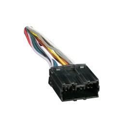 Mitsubishi Galant Stereo Wiring Diagram Motor Startet Nicht Metra Turbowire Wire Harness Radio Eclipse