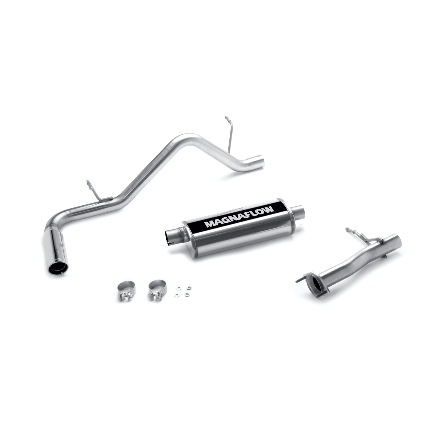 04-12 Chevrolet Colorado Magnaflow 3