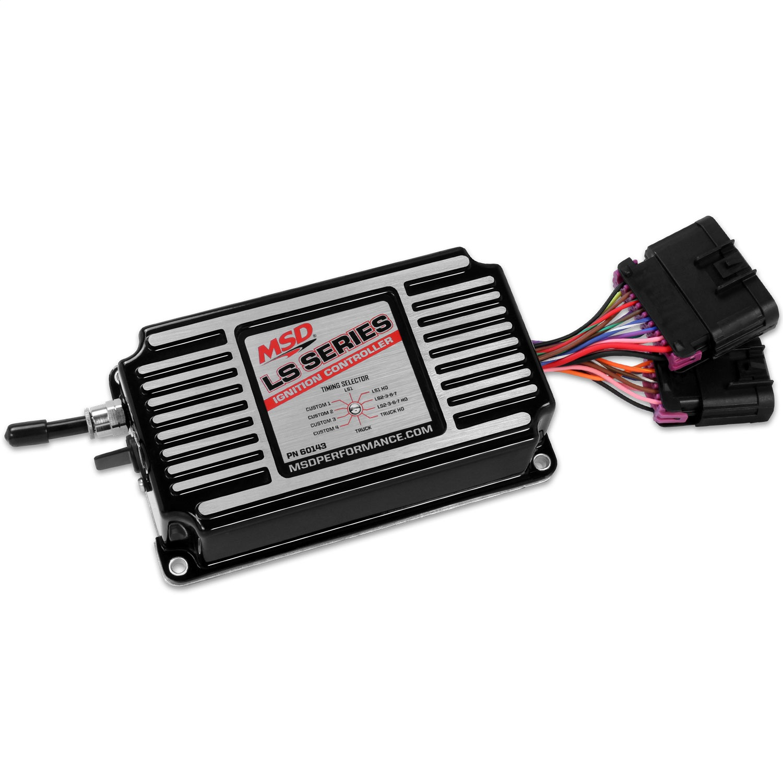 msd street fire ignition box wiring diagram 1999 subaru forester radio 60143 controller new ebay