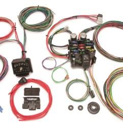 painless wiring 10106 22 circuit classic customizable harness fits cj5 cj6 cj7 [ 1500 x 914 Pixel ]