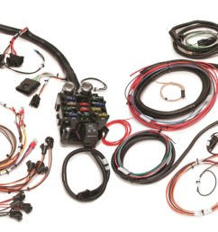 painless wiring 10150 21 circuit direct fit harness fits 76 86 cj5 cj7 scrambler [ 1500 x 580 Pixel ]