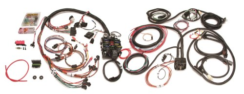 small resolution of painless wiring 10150 21 circuit direct fit harness fits 76 86 cj5 cj7 scrambler