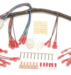 details about painless wiring 30301 universal autometer gauge dash wire harness w mech speedo [ 1500 x 928 Pixel ]