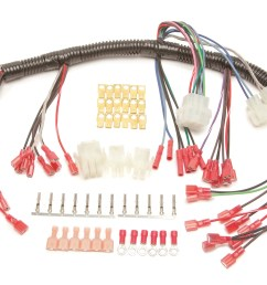 details about painless wiring 30302 universal autometer gauge dash wire harness w elec speedo [ 1500 x 998 Pixel ]
