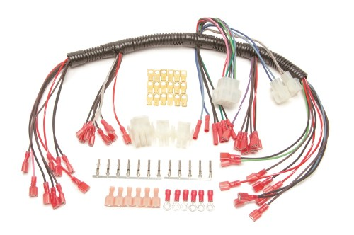small resolution of details about painless wiring 30302 universal autometer gauge dash wire harness w elec speedo