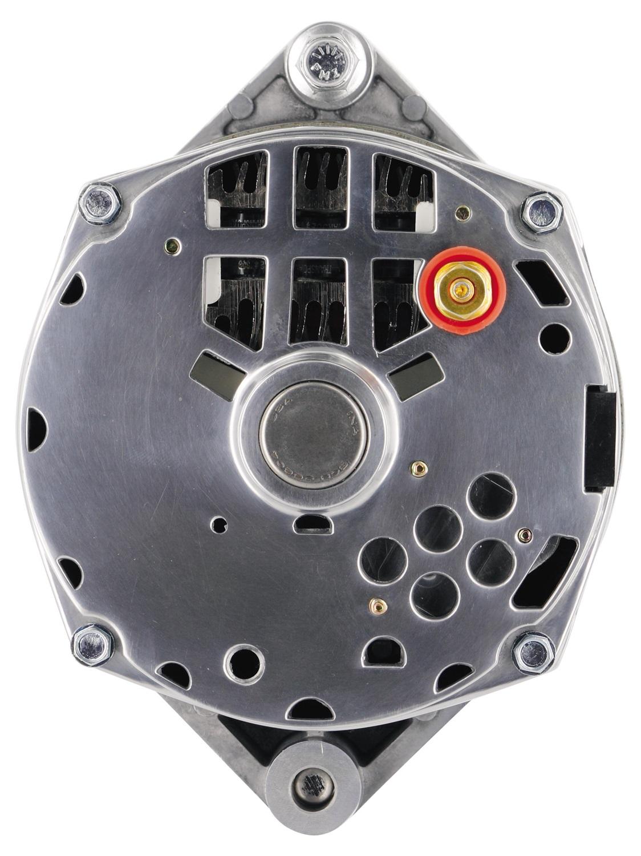 delco 12si alternator wiring diagram 2002 chevy malibu radio powermaster 27294 polished gm one wire