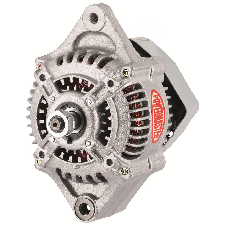 race car alternator wiring diagram 240 volt thermostat powermaster 8102 denso racing 60 amp small 12v