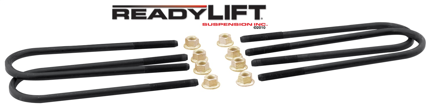 Readylift 67 Ub U Bolt Kit Fits 99 10 F 250 Super Duty