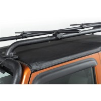 Rugged Ridge 11703.11 Sherpa Roof Rack Crossbars Fits 07 ...