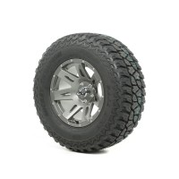 Rugged Ridge 15391.12 XHD Wheel/Tire Package Fits 07-16 ...