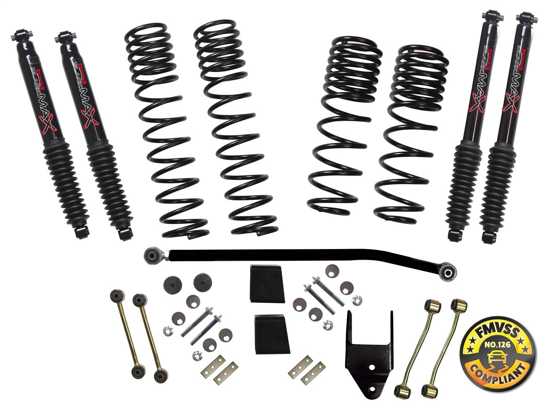 Skyjacker JL40BPBLT Suspension Lift Kit w/Shock Fits 18-19