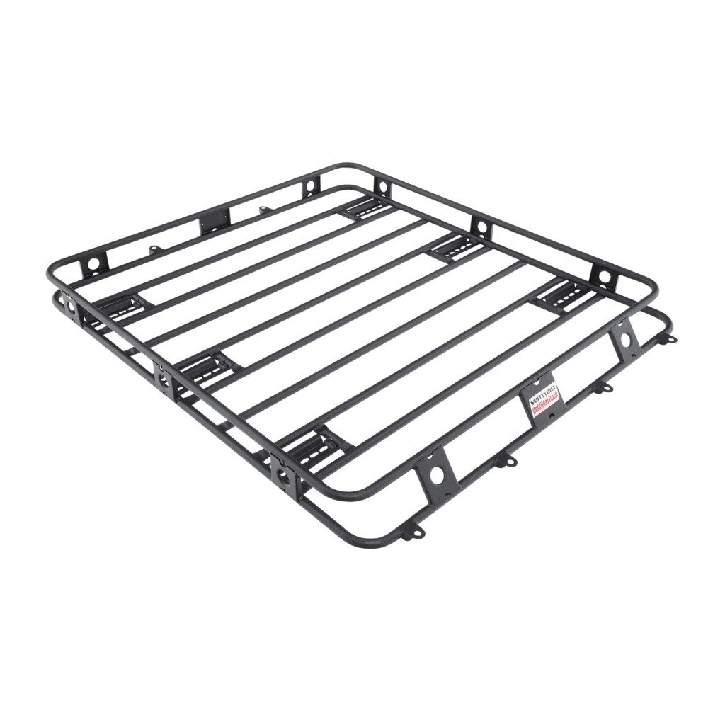 medium resolution of details about smittybilt 45504 defender roof rack