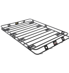 details about smittybilt 45654 defender roof rack [ 1501 x 1500 Pixel ]