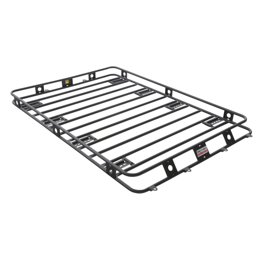 medium resolution of details about smittybilt 45654 defender roof rack