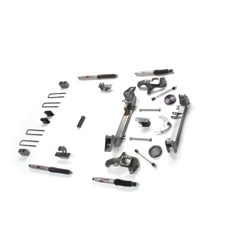 Trailmaster C Ssv Knuckle Kit Suspension Lift Kit W