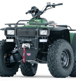 atv winch mounting system 2002 2004 arctic cat [ 1500 x 1133 Pixel ]