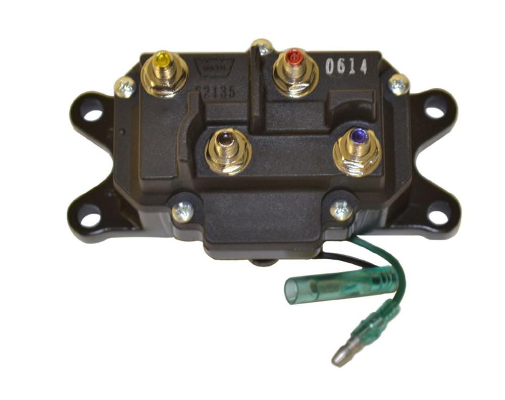 medium resolution of warn 63070 winch contactor