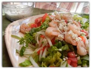 fancy salad basic cooking skills