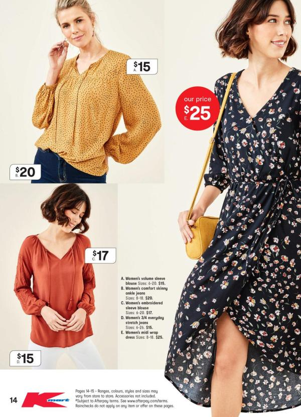 29933dc54f Kmart Catalogue 14 Mar 3 Apr 2019 - Year of Clean Water